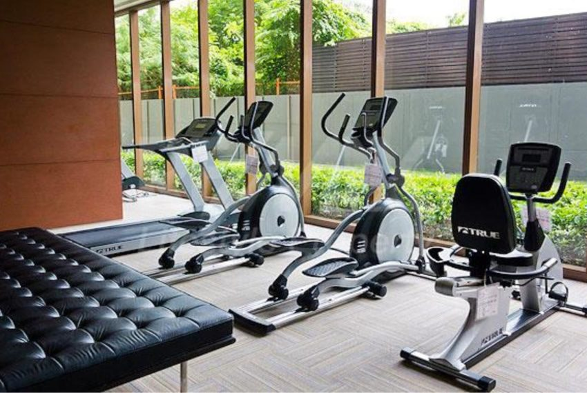 The Emporio Place at Sukhumvit 24 - fitness