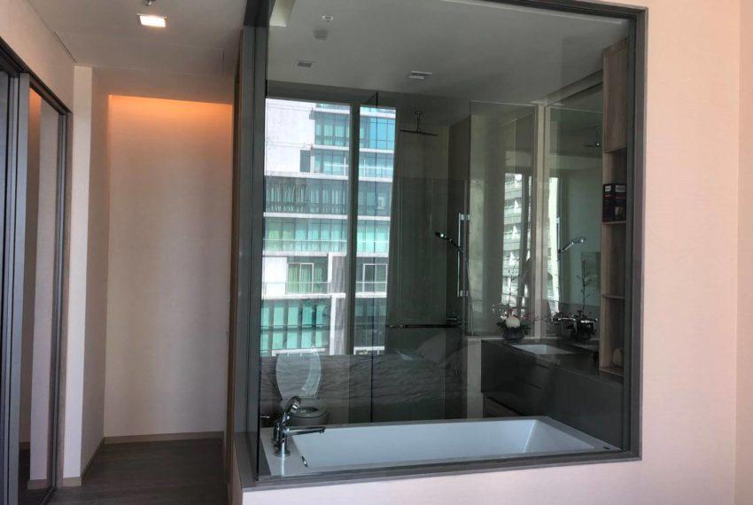 The Esse Asoke - 1 bed 1 bath _For Rent _Bathroom