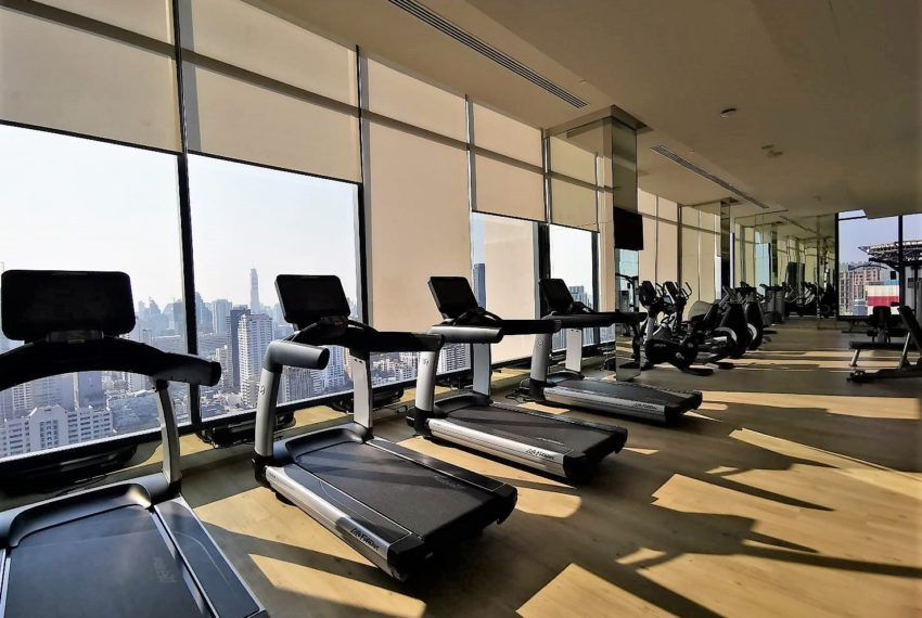 The Esse Asoke - Fitness
