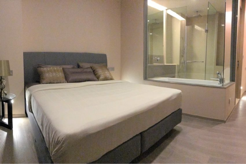 The Esse Asoke for rent - 1 bed 1 bath - Bedroom 2