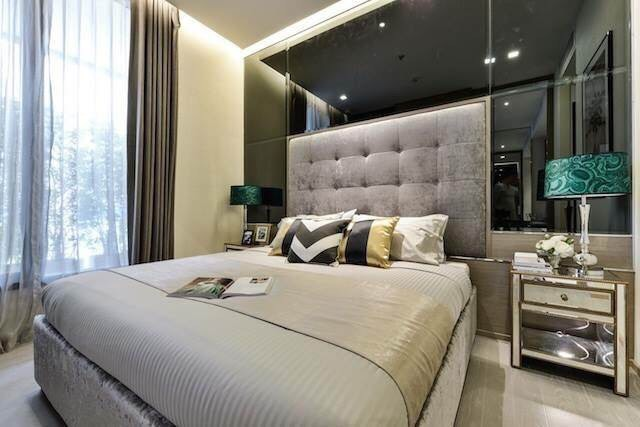 The Esse asoke -1 bed 1 bath- Bedroom