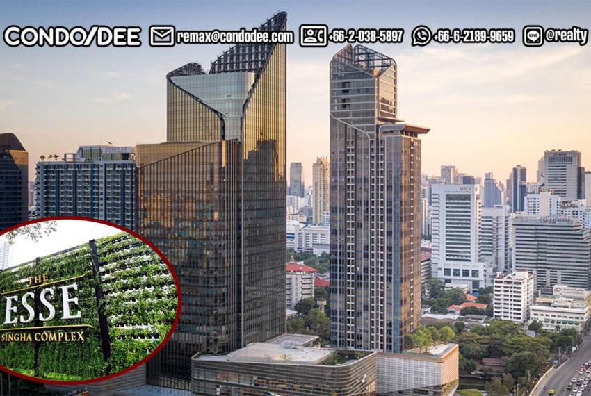 The Esse at Singha Complex Condominium 1 - REMAX CondoDee