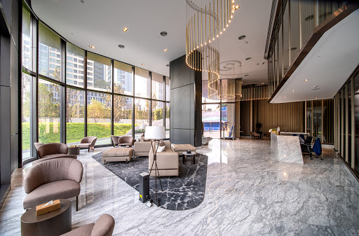 The Esse at Singha Complex Condominium - lobby