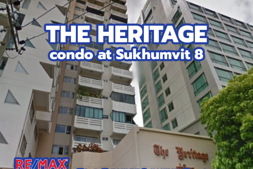 The Heritage condo Sukhumvit 8 - REMAX CondoDee