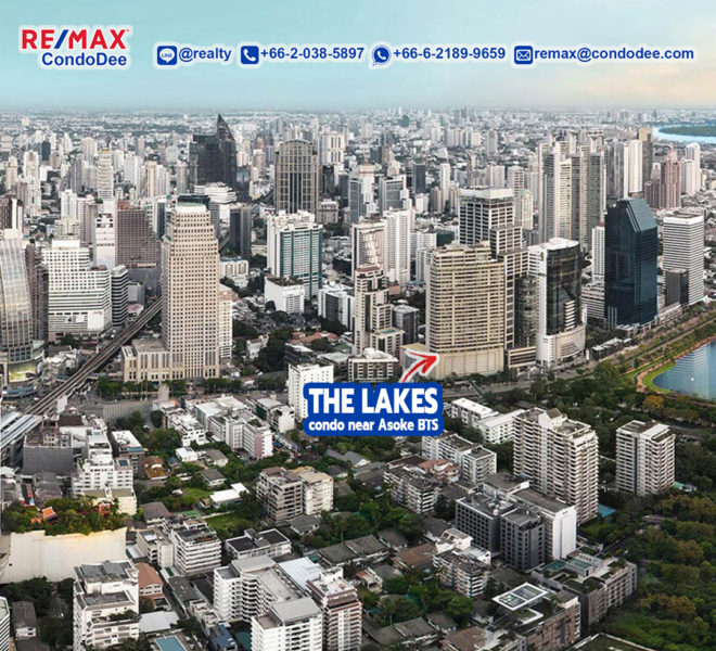 The Lakes condo - REMAX CondoDee