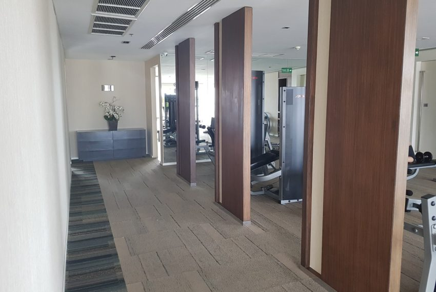 The Lakes - large fitness room