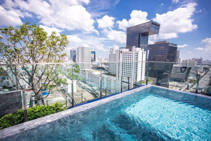 The Line Asoke - Ratchada - 1 bed 1 bath - Swimming Pool 2
