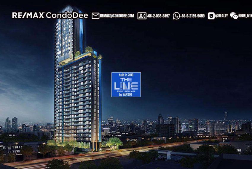 The Line Asoke Ratchada - REMAX CondoDee