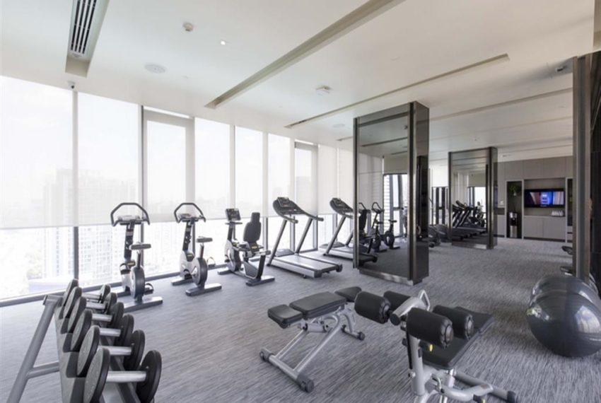 The Line Asoke Ratchada-gym