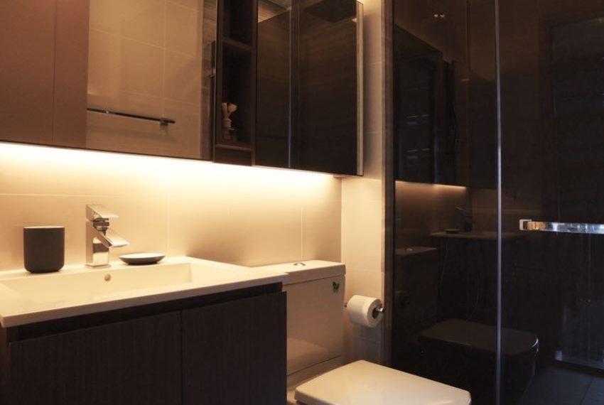 The Line Sukhumvit 71 1-bedroom - rent - bathroom