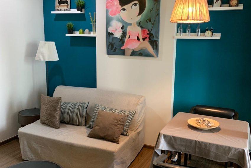 The Line Sukhumvit 71 1-bedroom - rent - dinning