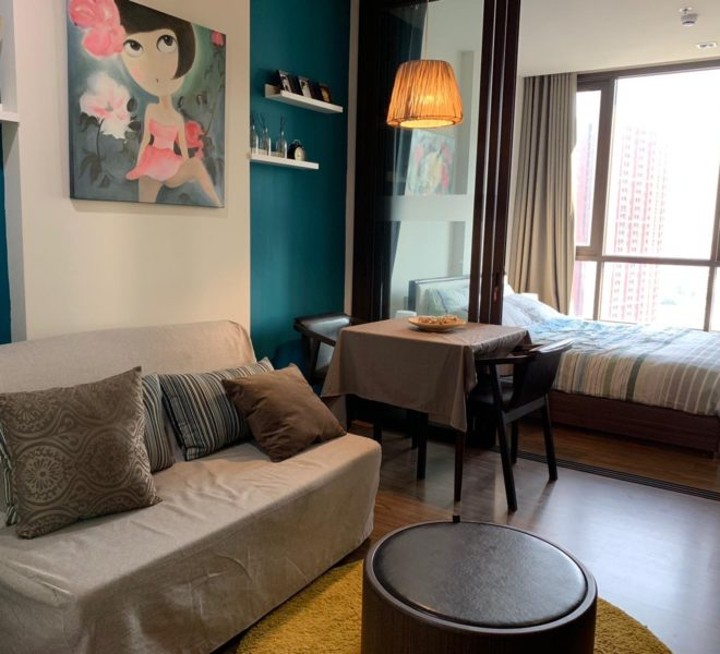 Rent 1-Bedroom near BTS Phra Khanong in The Line Sukhumvit 71