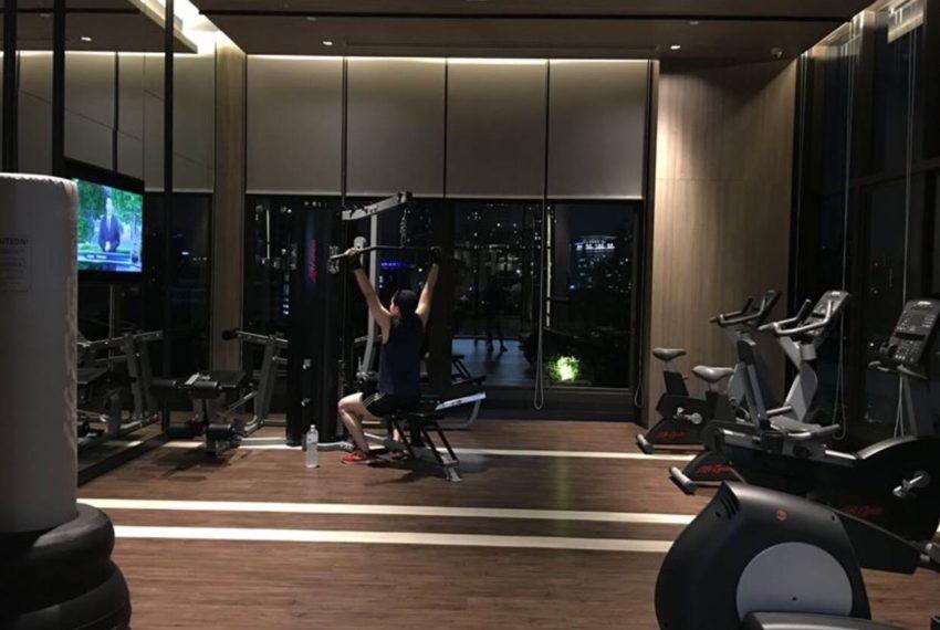 The Line Sukhumvit 71 - fitness