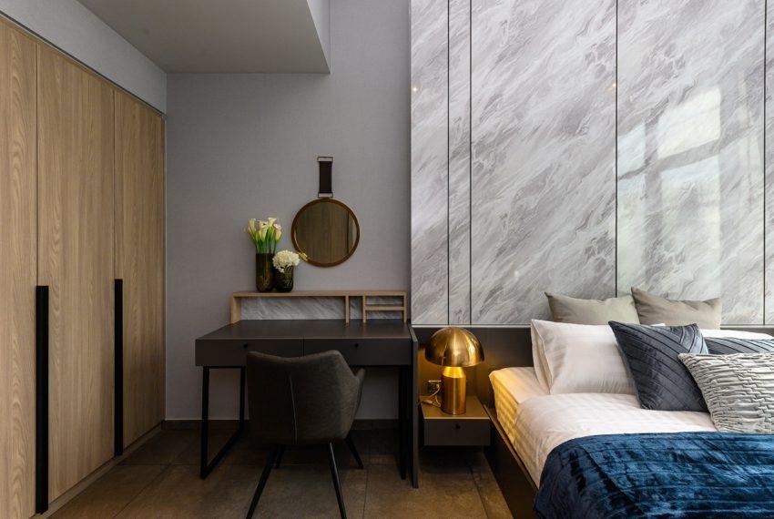 The Lofts Asoke - RENT - lusury 1b1b-bed