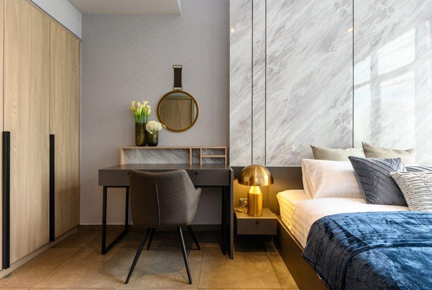 The Lofts Asoke - RENT - lusury 1b1b-bedroom2
