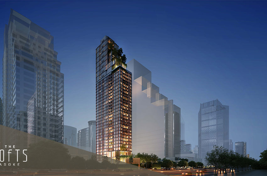 The Lofts Asoke by Raimon Land - building 01