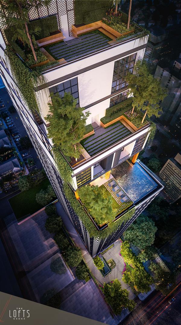 The Lofts Asoke Condo for sale Condo Near MRT Apartment near MRT