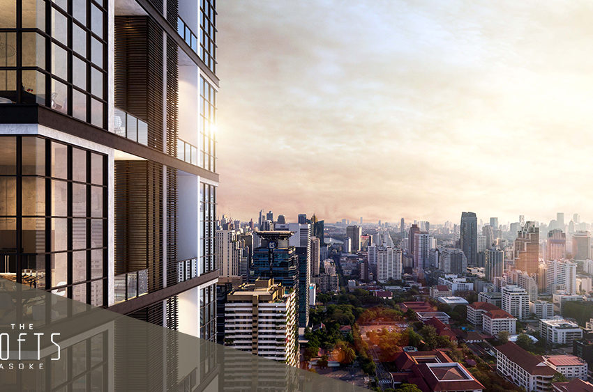 The Lofts Asoke by Raimon Land - building 03