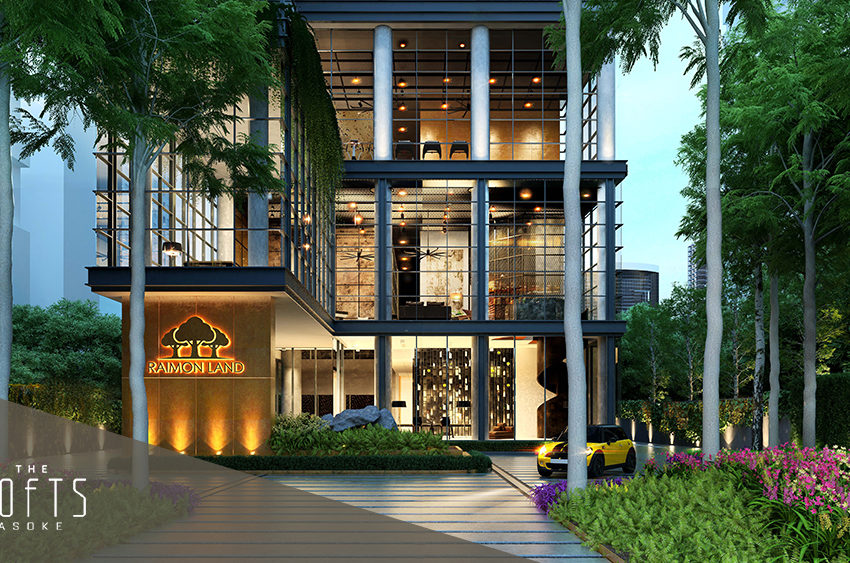 The Lofts Asoke by Raimon Land -building 04