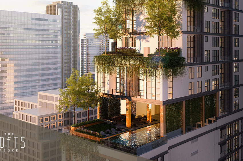 The Lofts Asoke by Raimon Land - building 05