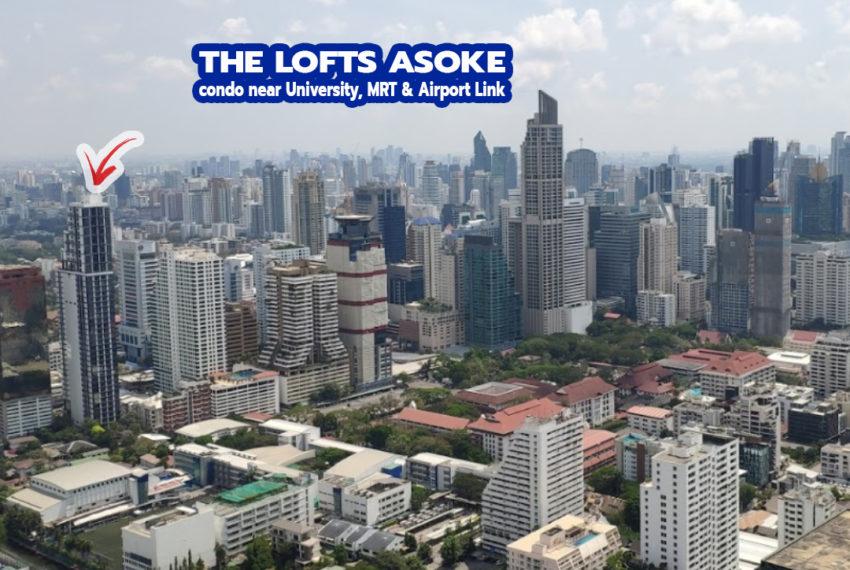 The Lofts Asoke condo 4 - REMAX CondoDee