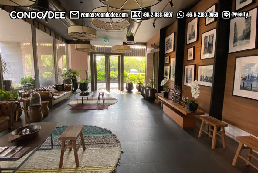 The Lofts Ekkamai 3 - REMAX CondoDee