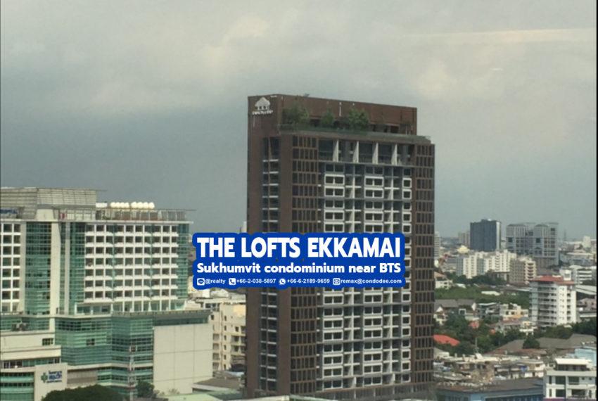 The Lofts Ekkamai - REMAX CondoDee