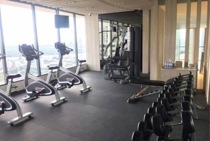 The-Lumpini-24-Condominium-fitness-club