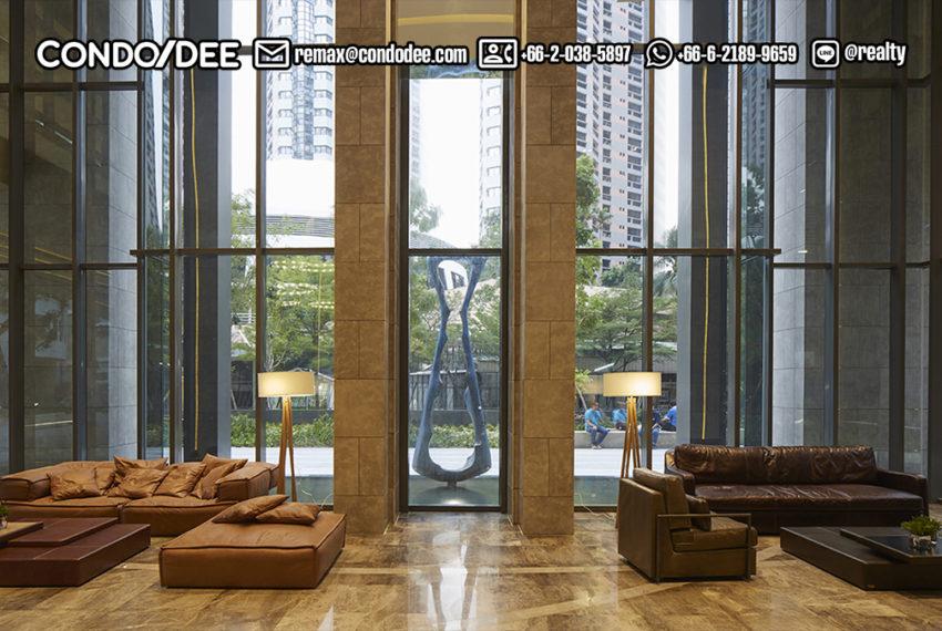 The-Lumpini-24-Condominium-lobby