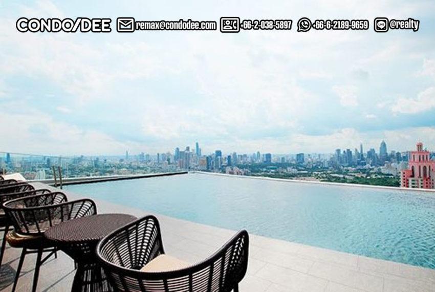 The-Lumpini-24-Condominium-swimming pool