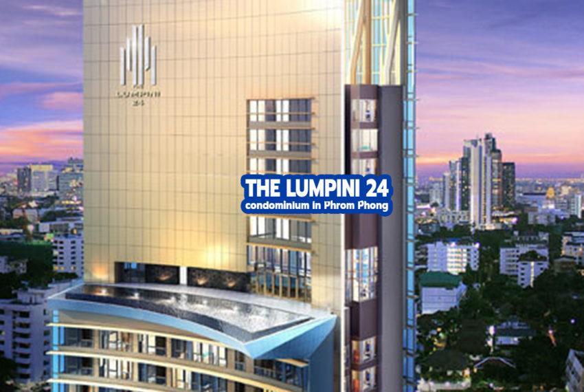 The Lumpini 24 condominium - REMAX CondoDee