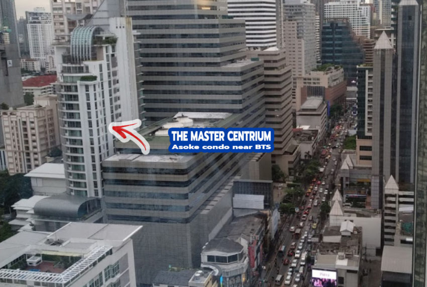 The MAster Centrium 1 - REMAX CondoDee