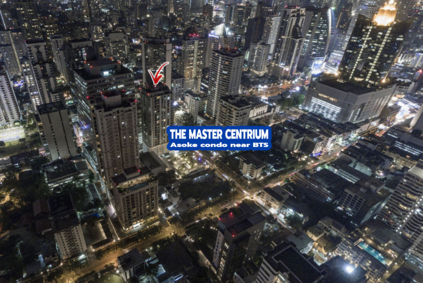 The MAster Centrium 3 - REMAX CondoDee