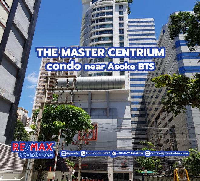 The MAster Centrium - REMAX CondoDee