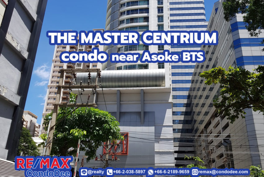 The MAster Centrium - REMAX CondoDee