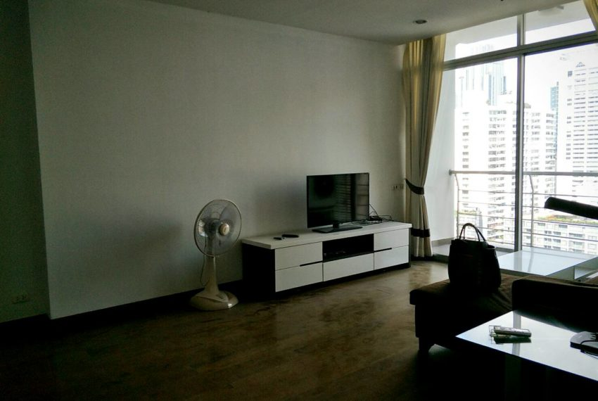 The Master Centrium Asoke-Sukhumvit-livingroom