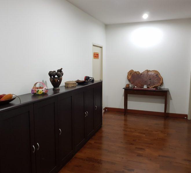 The Master Centrium Condo at Asoke 2-bedrooms - entrance