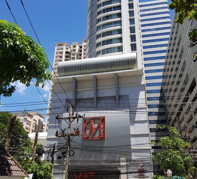 The Master Centrium Condominium Condo in Asoke