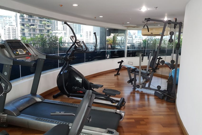 The Master Centrium Condominium at Asoke - gym