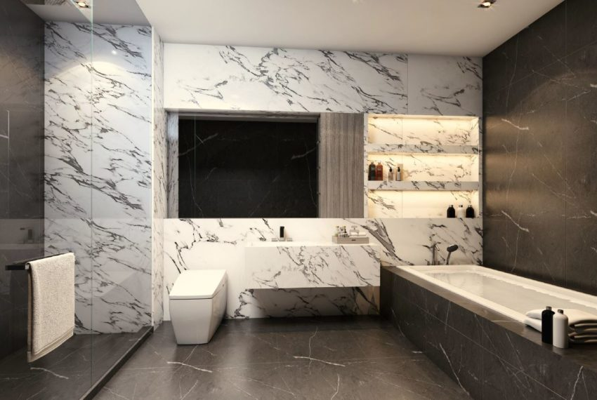 The Monument Thong Lo - Penthouse Duplex Bathroom2