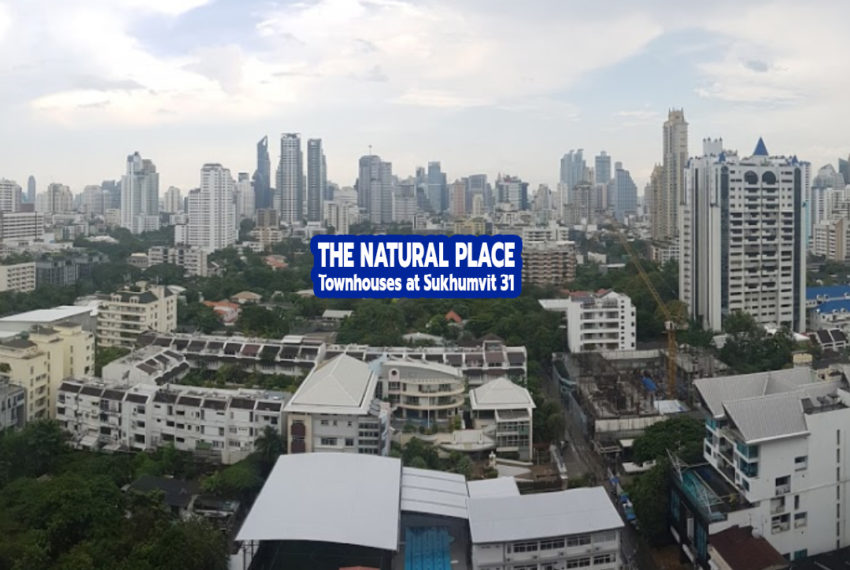 The Natural Place Sukhumvit 31 1 - REMAX CondoDee
