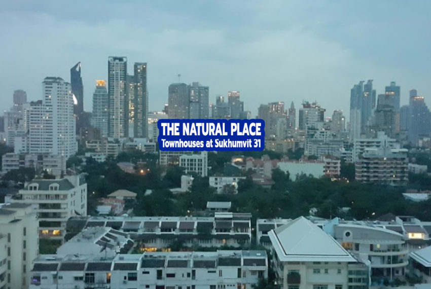 The Natural Place Sukhumvit 31 - REMAX CondoDee