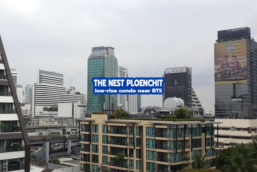 The Nest Ploenchit - REMAX CondoDee