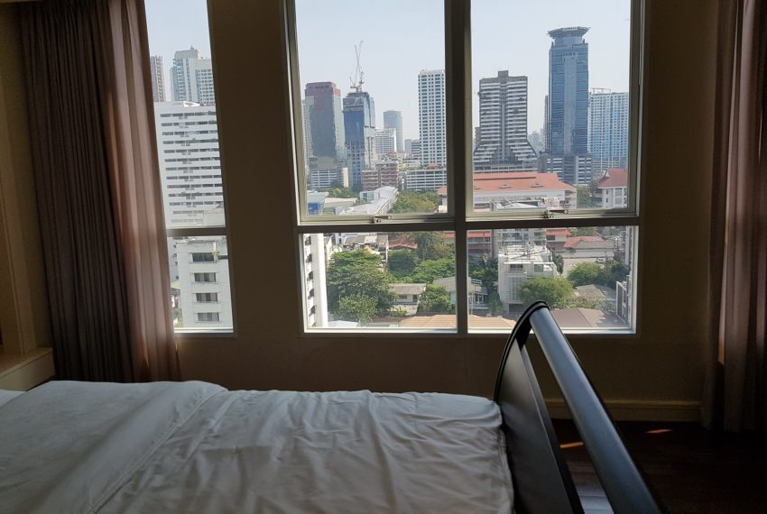 The Oleander Sukhumvit 11 3-beds furnished sale - view from window