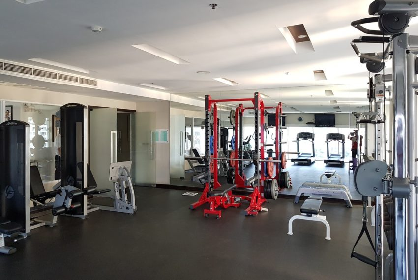 The Oleander Sukhumviy 11 Condo - fitness club