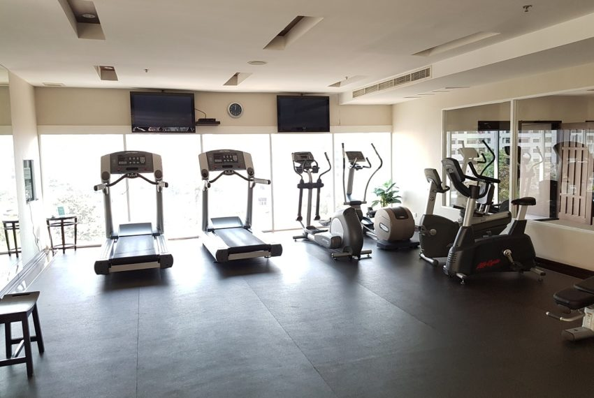 The Oleander Sukhumviy 11 Condo - gym