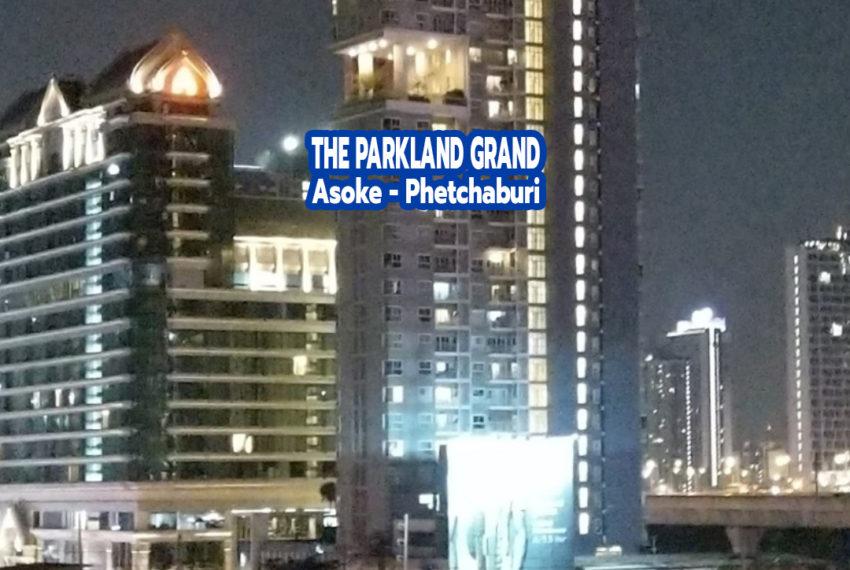 The Parkland Grand Asoke-Phetchaburi 2 - REMAX CondoDee