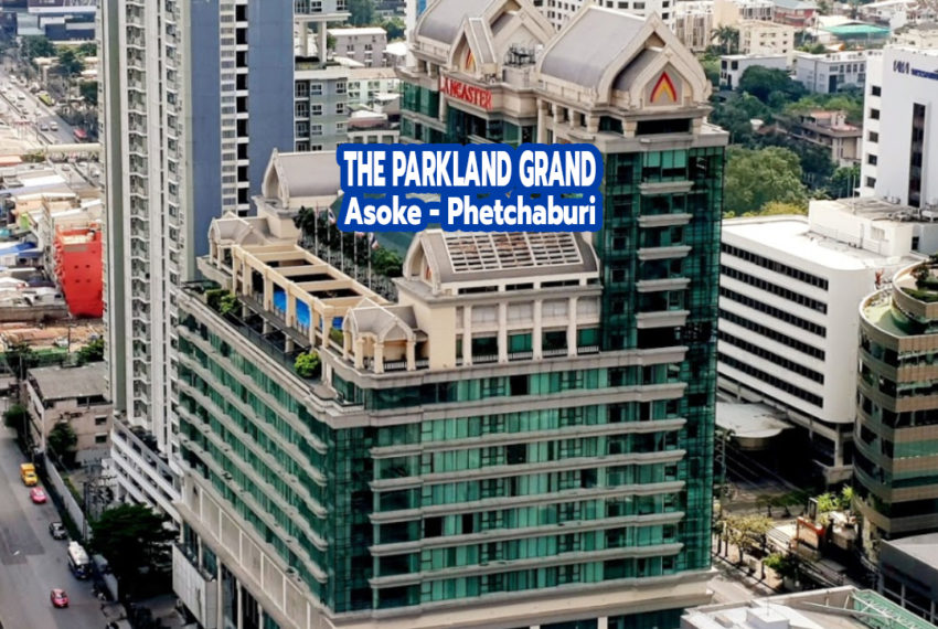 The Parkland Grand Asoke-Phetchaburi 3 - REMAX CondoDee