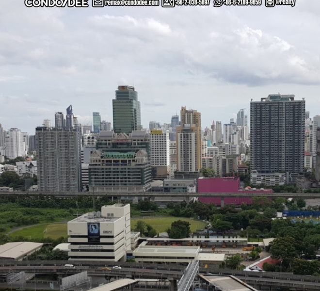 The Parkland Grand Asoke-Phetchaburi - REMAX CondoDee
