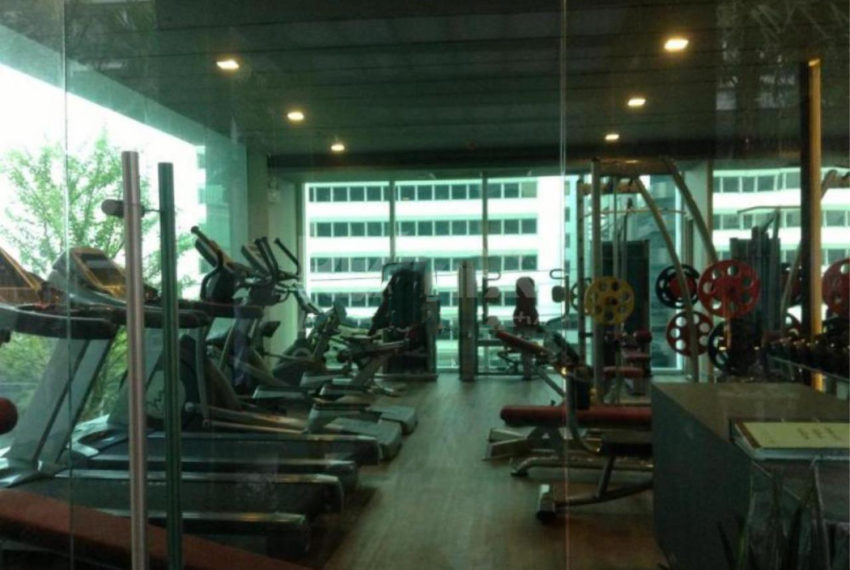 The Parkland Grand Asoke-Phetchaburi - gym